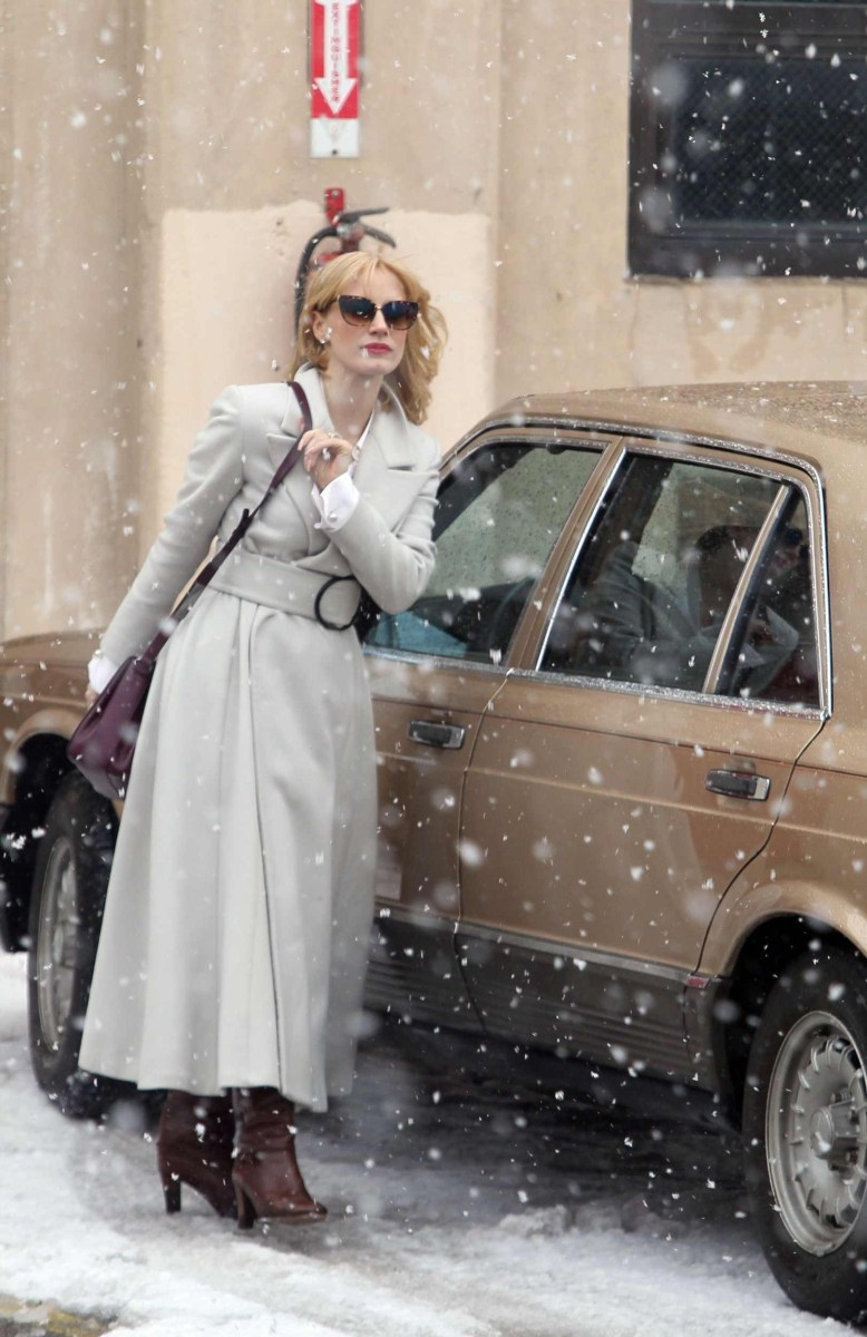A Most Violent Year Behind the Scenes Photos & Tech Specs