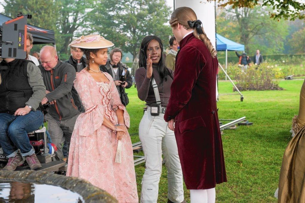 Belle (2013) Behind the Scenes