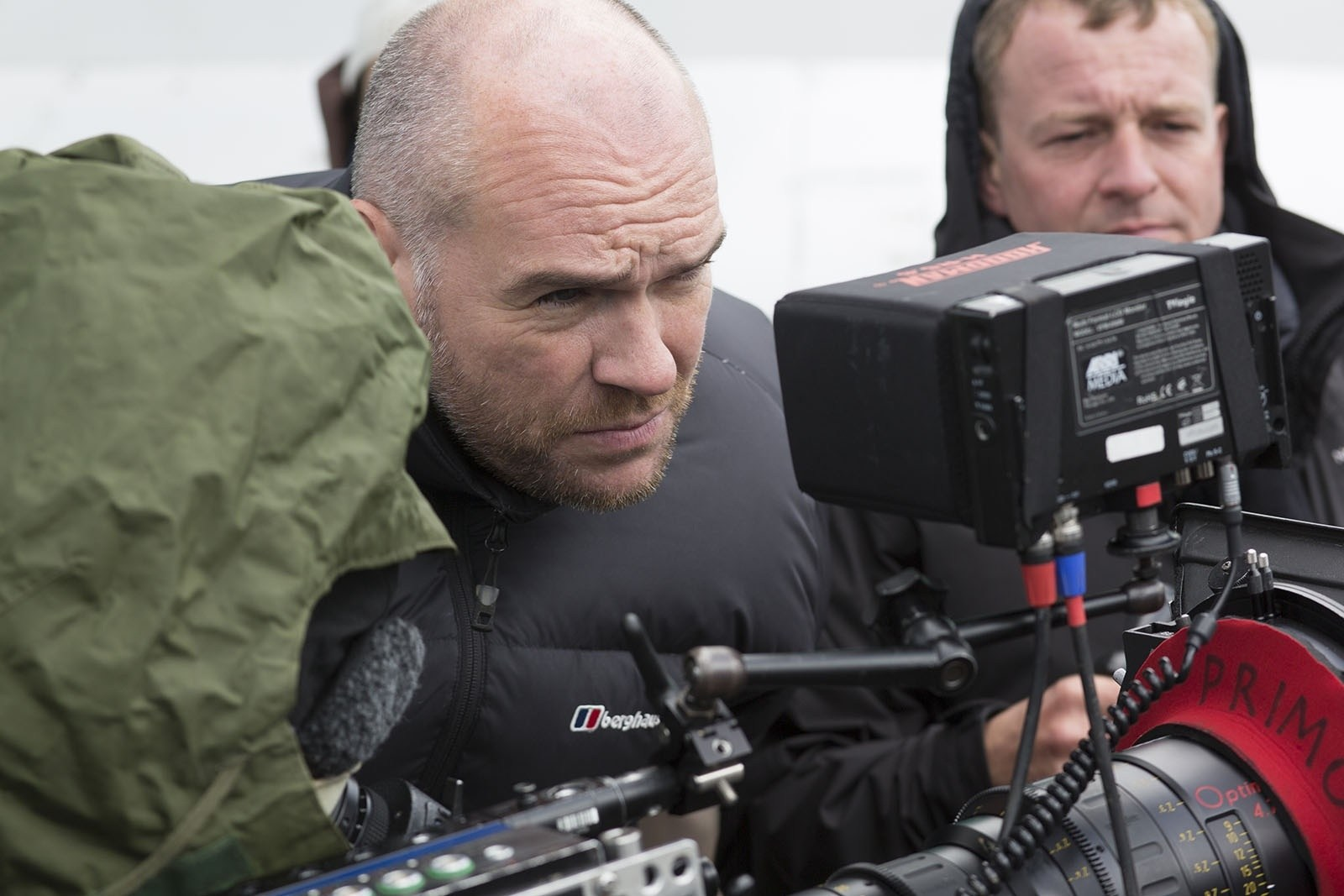 Calvary Behind the Scenes Photos & Tech Specs