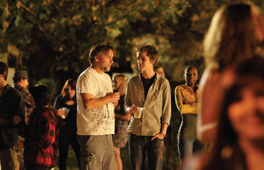 Boyhood Behind the Scenes Photos & Tech Specs