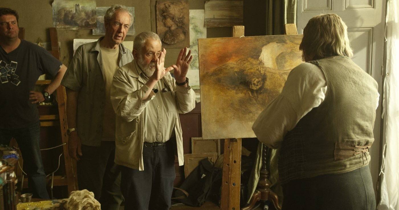Mr. Turner Behind the Scenes Photos & Tech Specs