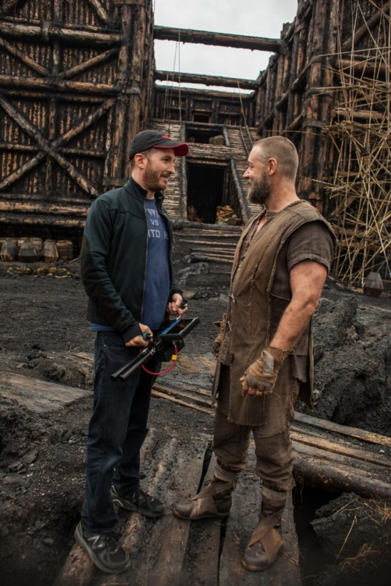 Noah (2014) Behind the Scenes