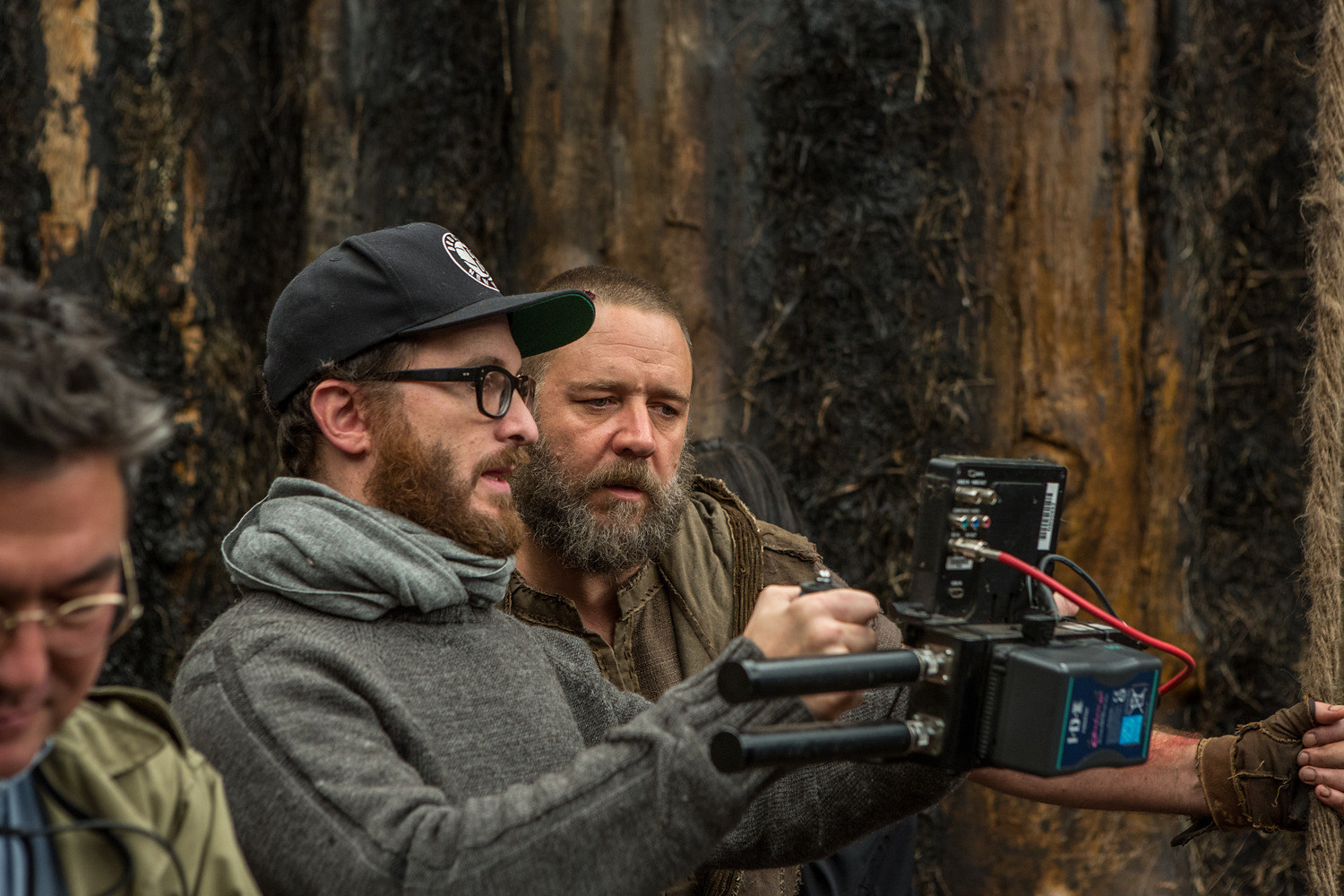 Noah Behind the Scenes Photos & Tech Specs
