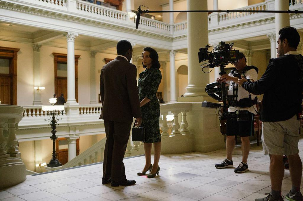 Selma Behind the Scenes Photos & Tech Specs