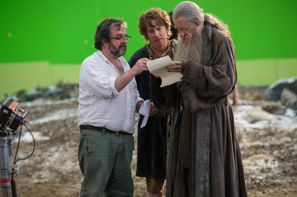 The Hobbit: The Battle of the Five Armies Behind the Scenes Photos & Tech Specs