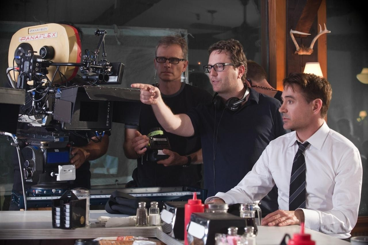 The Judge Behind the Scenes Photos & Tech Specs