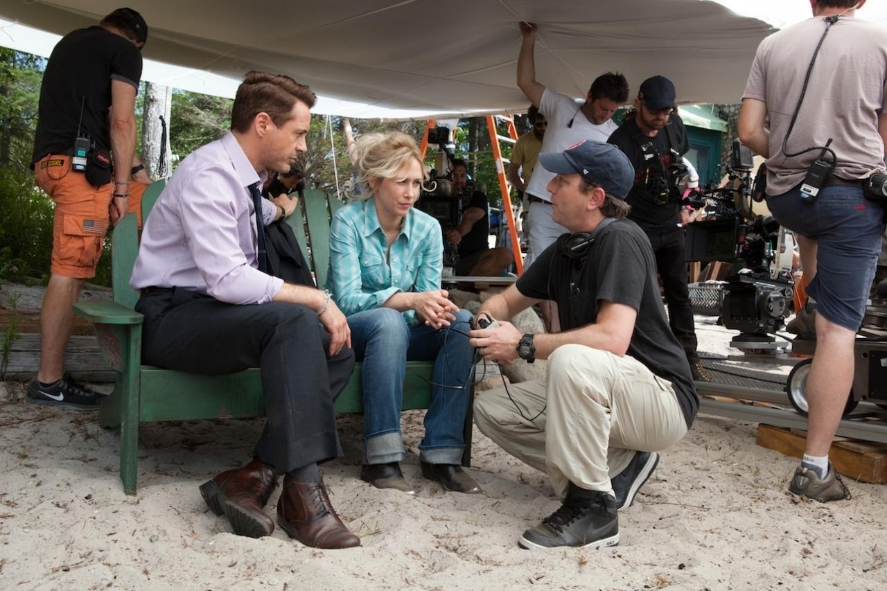 Robert, Vera & David : The Judge (2014) Behind the Scenes