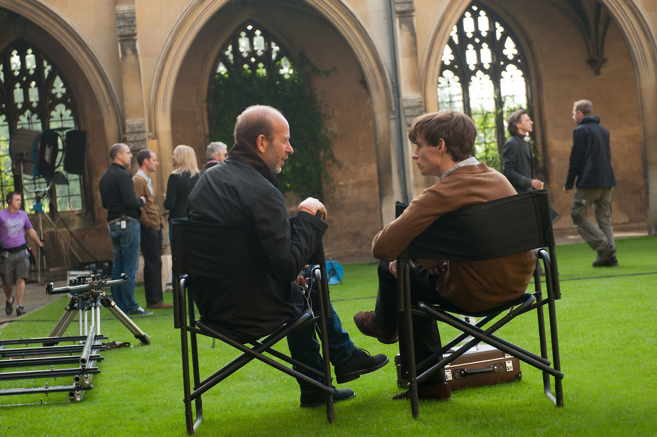 The Theory of Everything (2014) Behind the Scenes