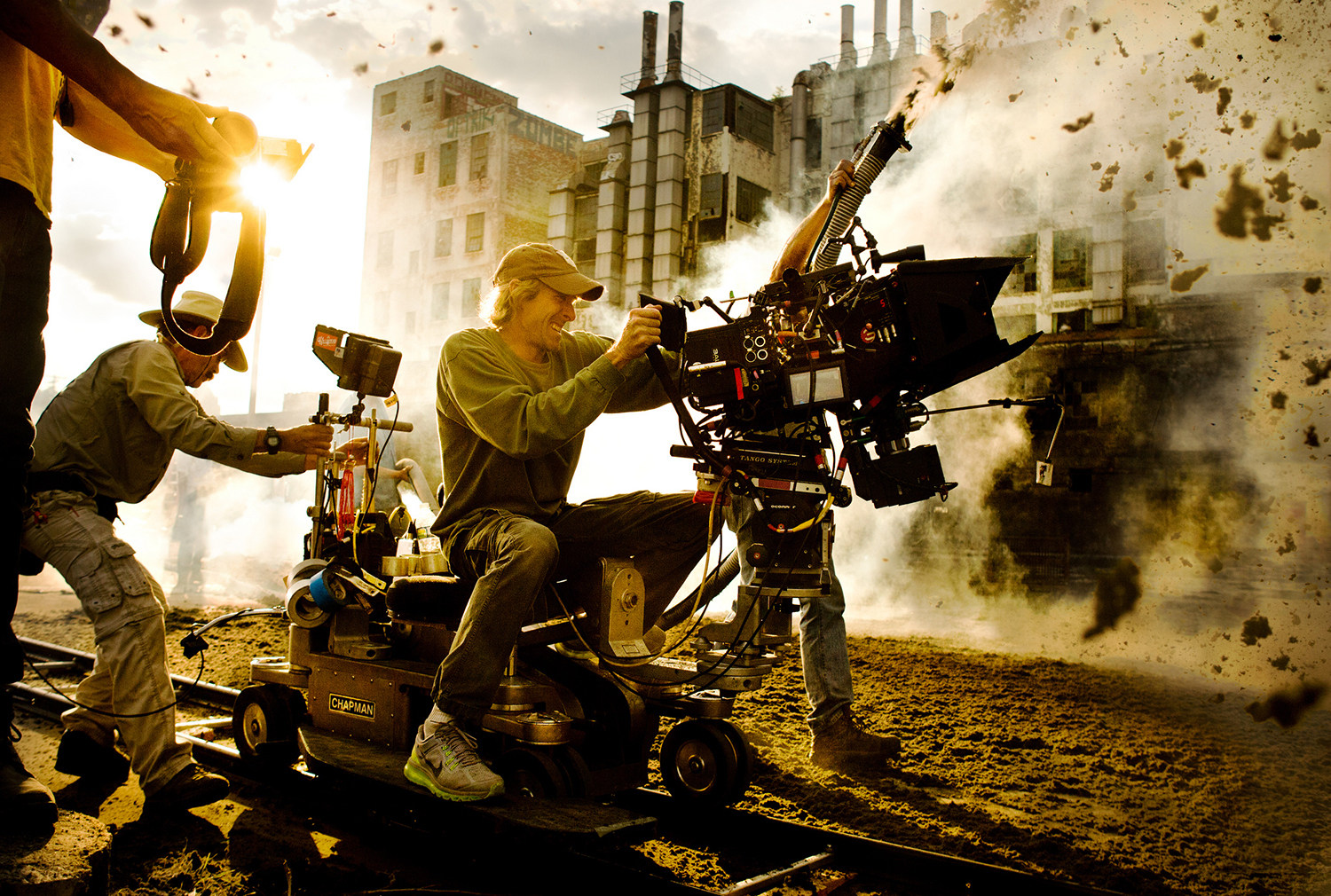 Transformers: Age of Extinction Behind the Scenes Photos & Tech Specs