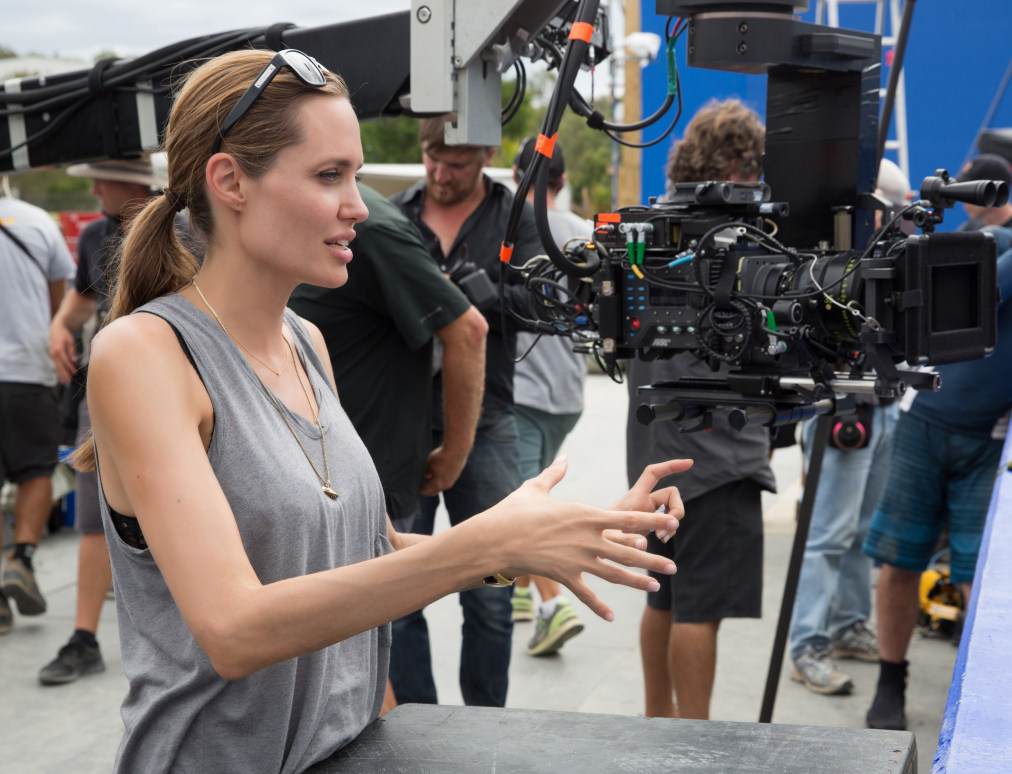Unbroken Behind the Scenes Photos & Tech Specs
