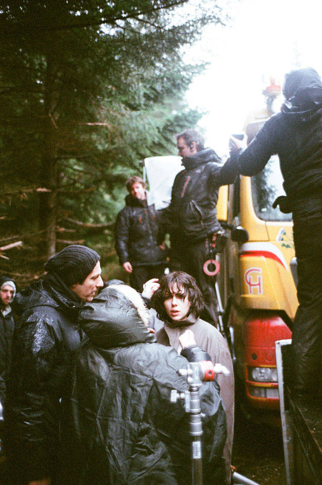 Under the Skin Behind the Scenes Photos & Tech Specs