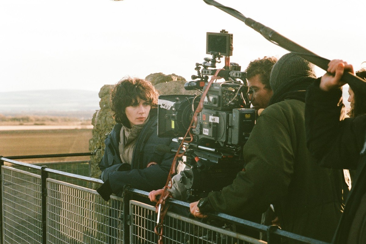 Filming Under the Skin (2103) Behind the Scenes