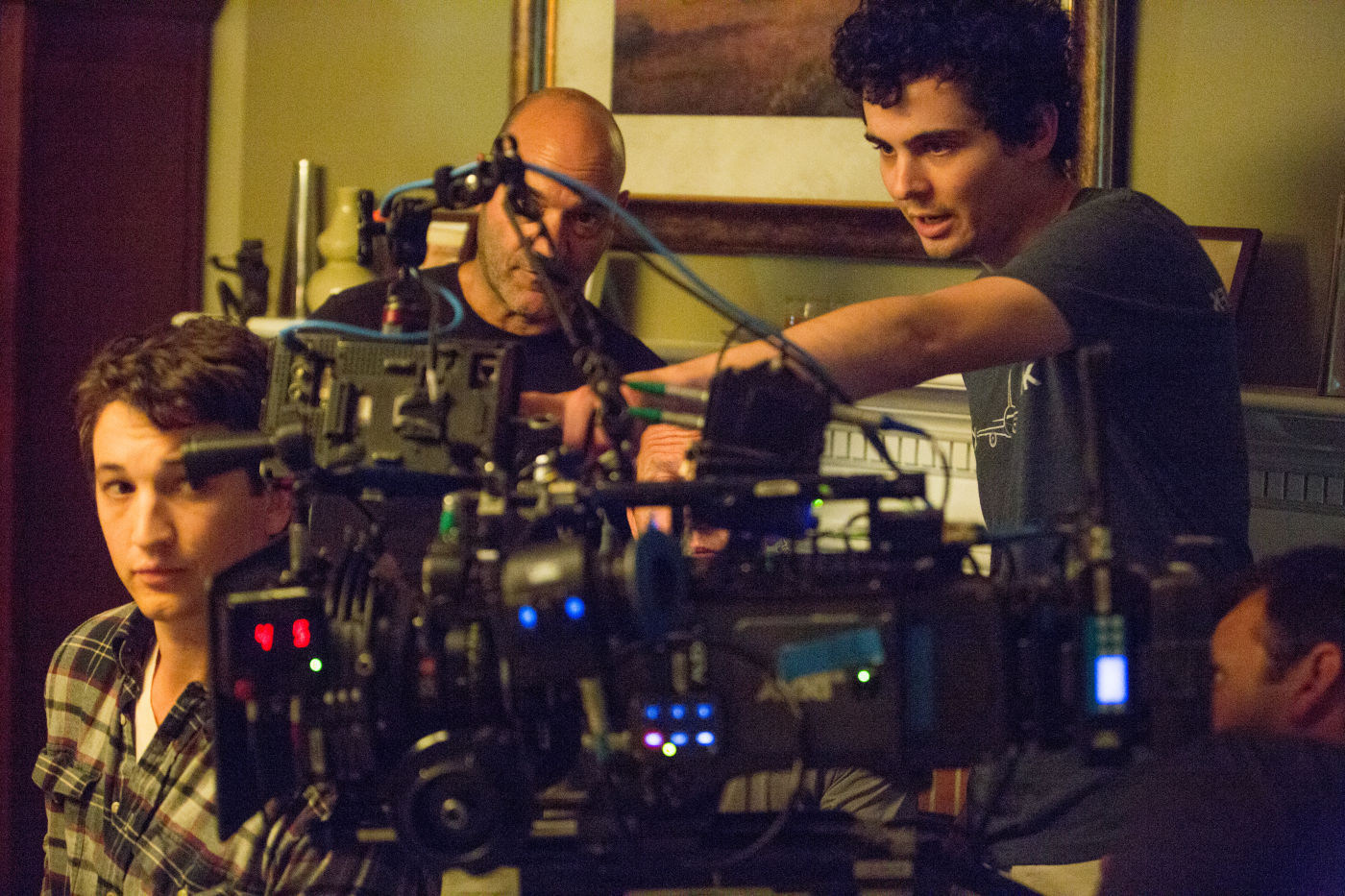 Whiplash Behind the Scenes Photos & Tech Specs