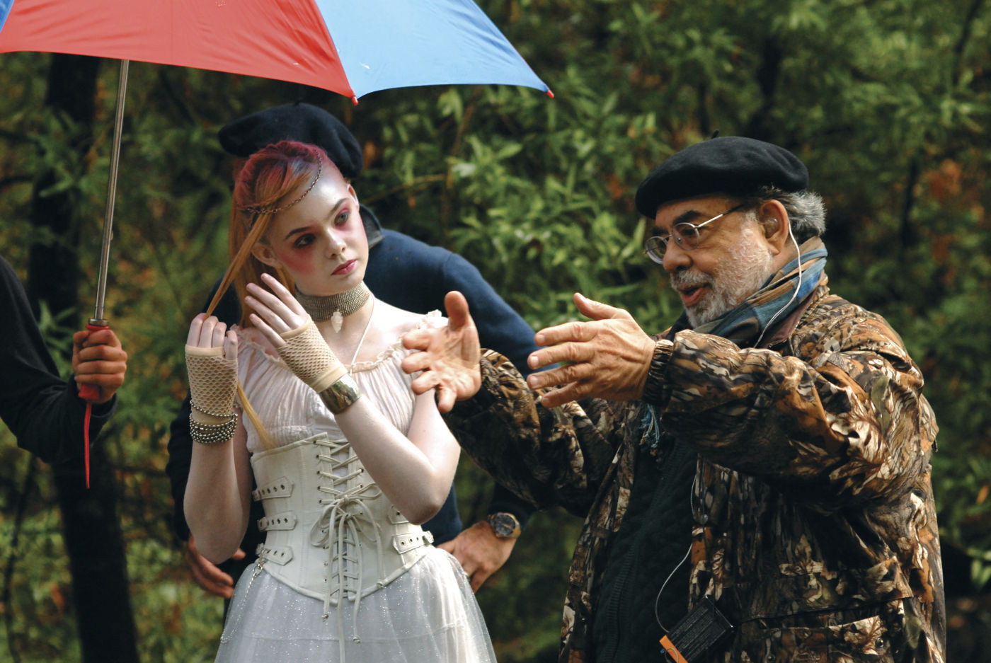 Twixt Behind the Scenes Photos & Tech Specs