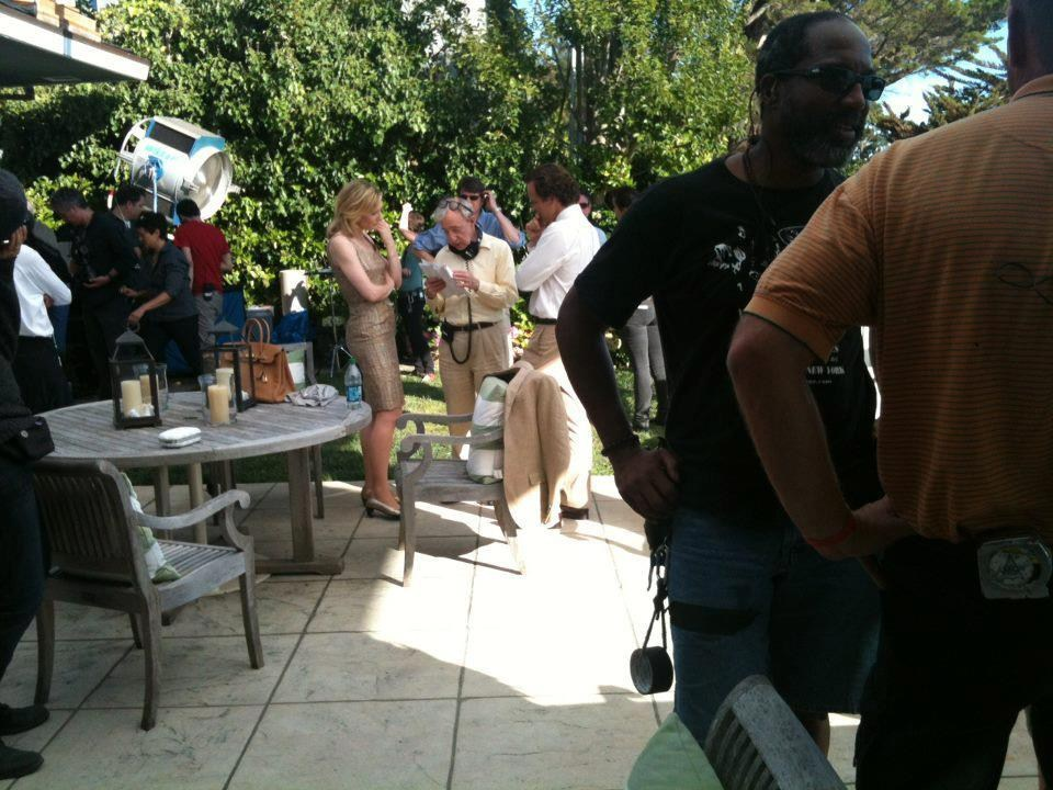 Blue Jasmine Behind the Scenes Photos & Tech Specs
