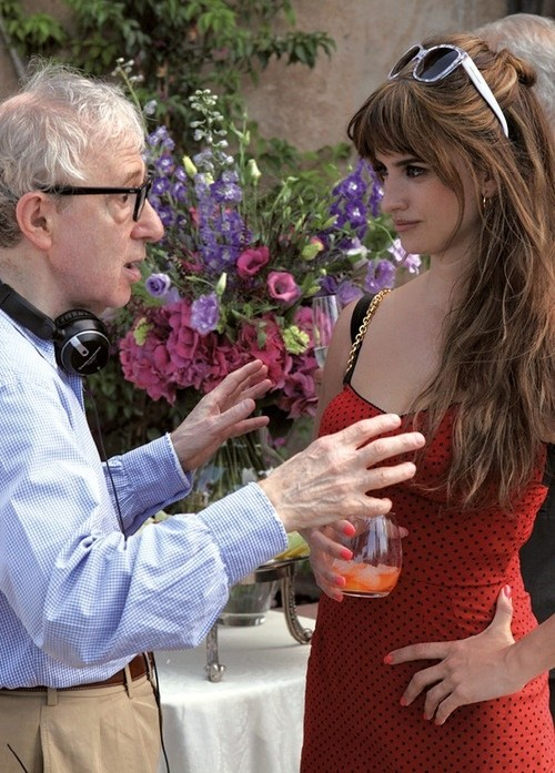 To Rome with Love (2012) Behind the Scenes