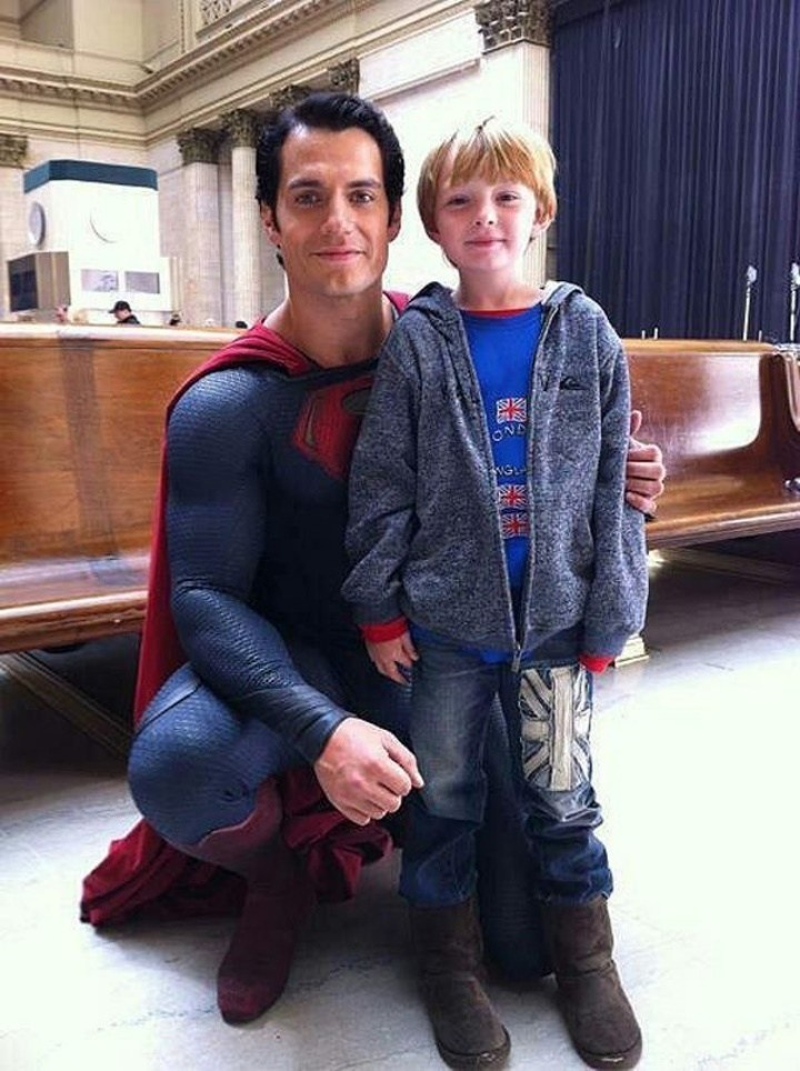 Man of Steel Behind the Scenes Photos & Tech Specs