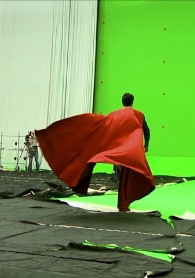 Henry Cavill : Man of Steel (2013) Behind the Scenes