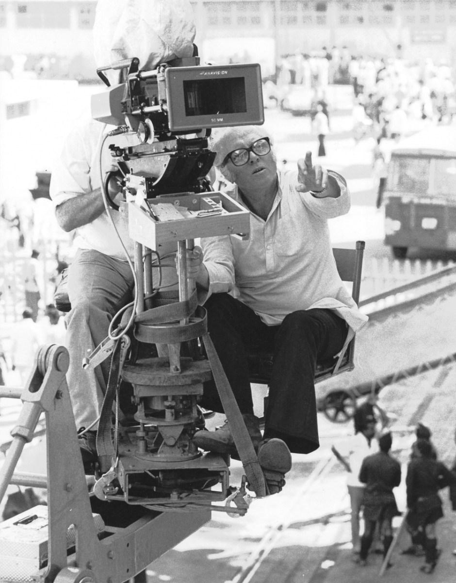 Filming Gandhi (1982) Behind the Scenes
