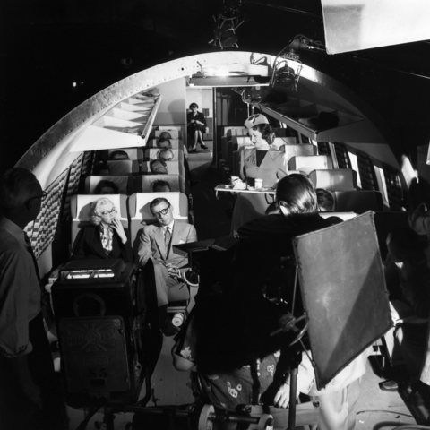 Filming How to Marry a Millionaire (1953) Behind the Scenes