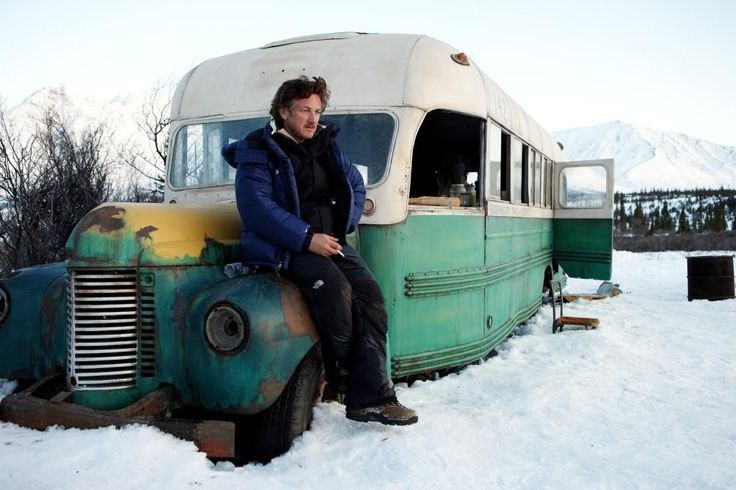 Sean Penn : Into The Wild (2007) Behind the Scenes