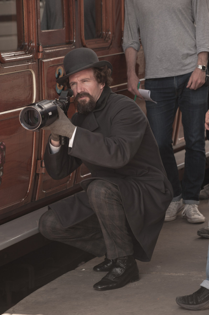 The Invisible Woman Behind the Scenes Photos & Tech Specs