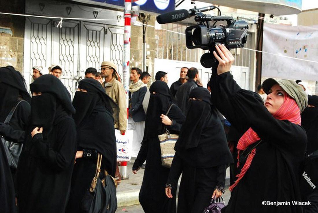 Karama Has No Walls (2012) Behind the Scenes