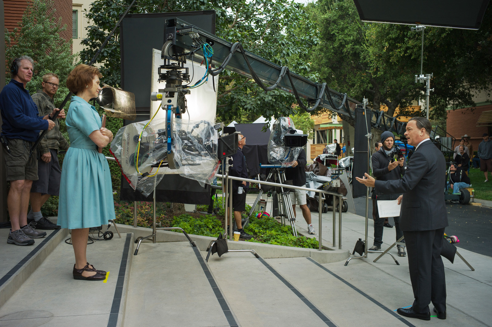Saving Mr. Banks (2013) Behind the Scenes