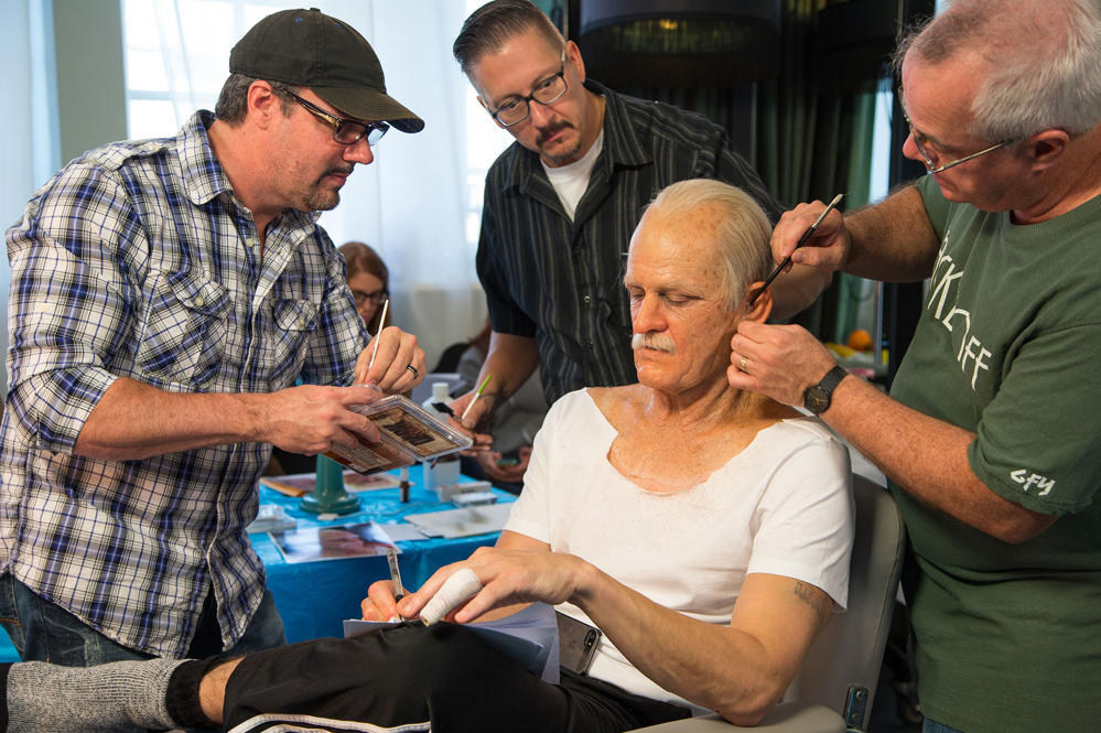Bad Grandpa Behind the Scenes Photos & Tech Specs