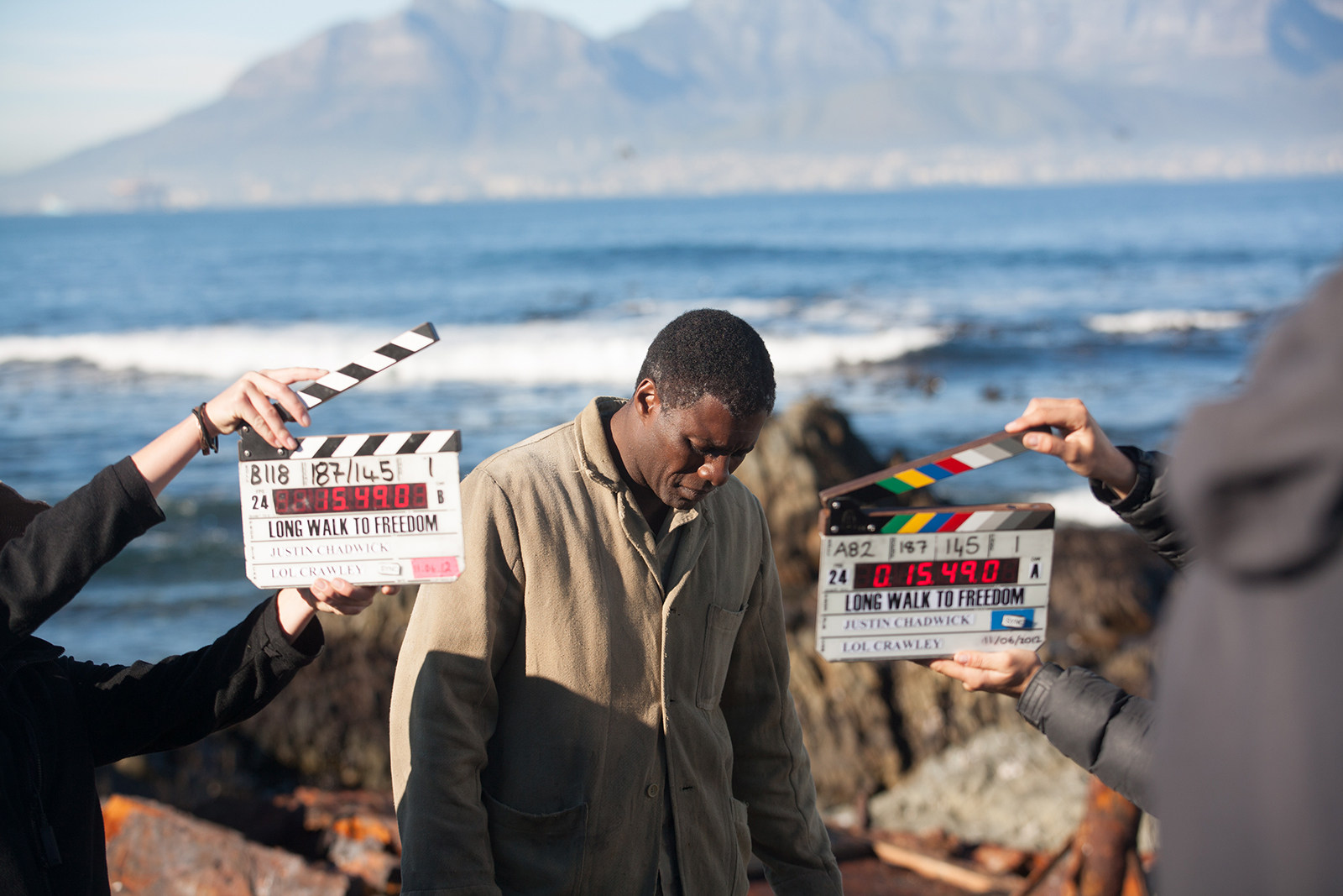 Mandela: Long Walk to Freedom Behind the Scenes Photos & Tech Specs