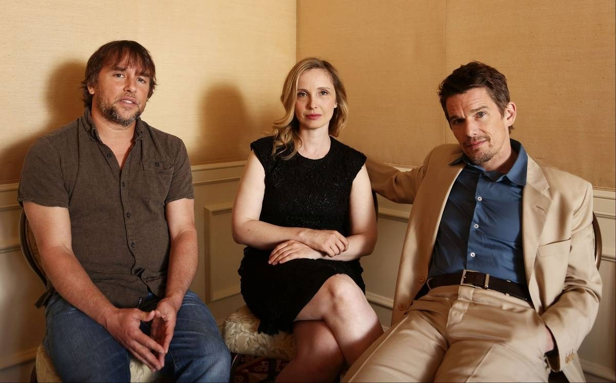 Richard, Julie & Ethan : Before Midnight (2013) Behind the Scenes