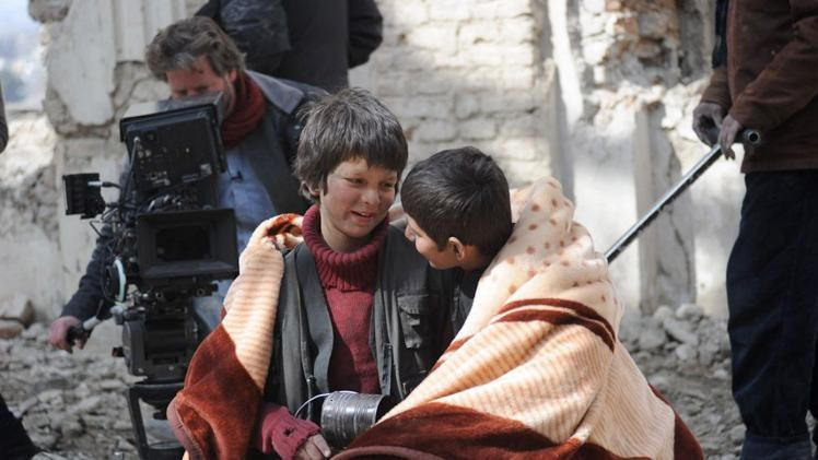 Filming Buzkashi Boys (2012) Behind the Scenes