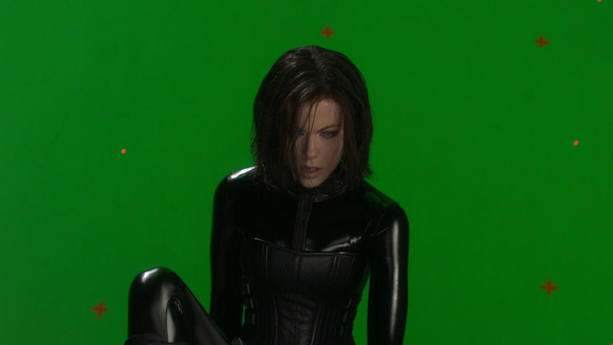 Underworld: Awakening Behind the Scenes Photos & Tech Specs