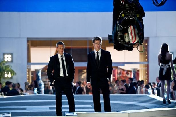 This Means War Behind the Scenes Photos & Tech Specs