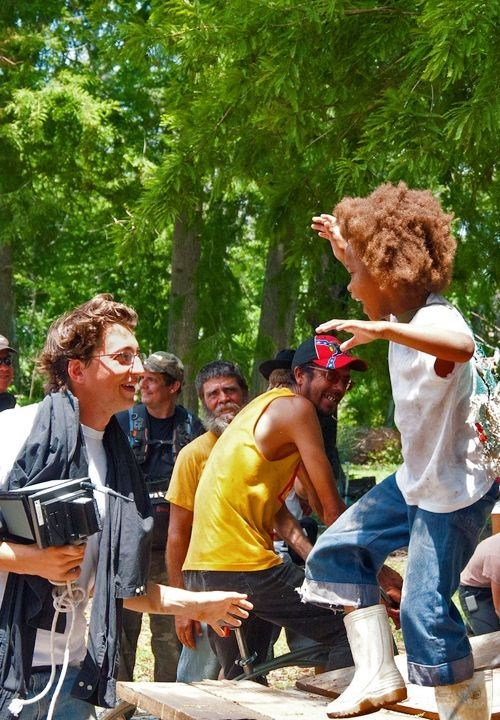 Beasts of the Southern Wild Behind the Scenes Photos & Tech Specs