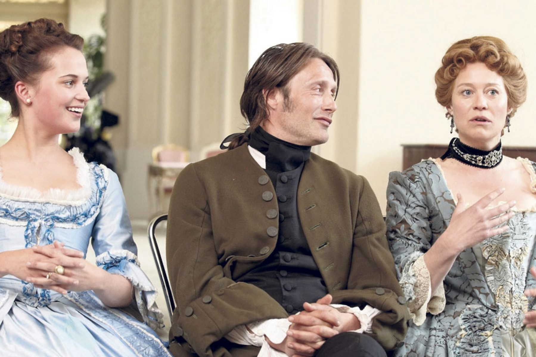 A Royal Affair Behind the Scenes Photos & Tech Specs