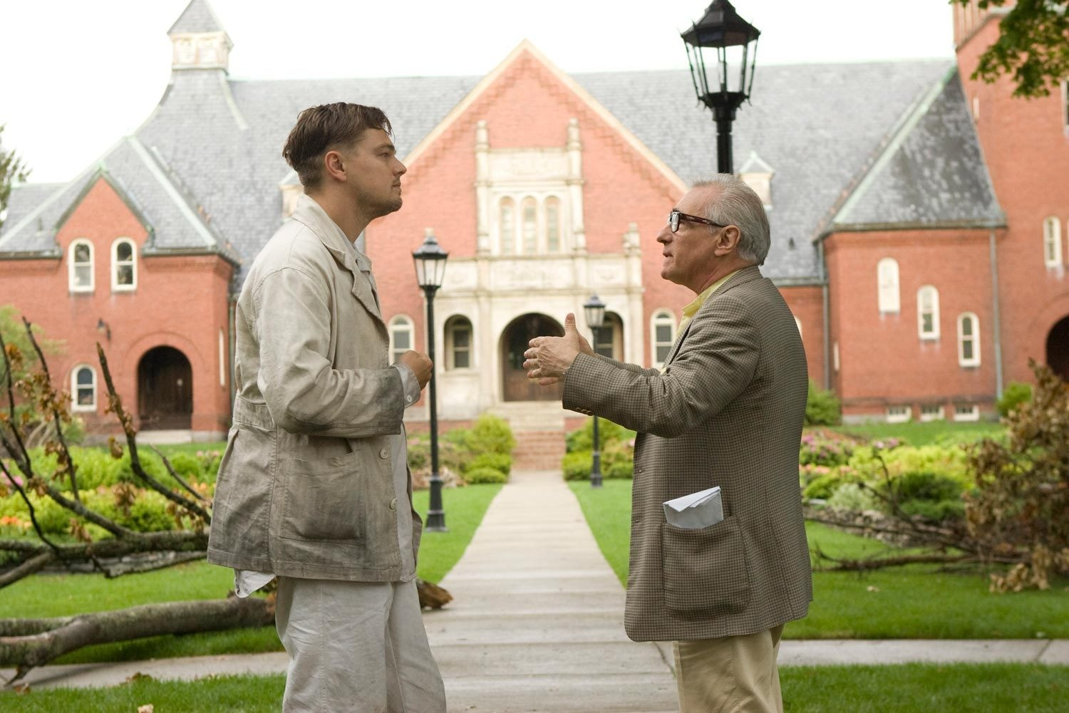 Shutter Island Behind the Scenes Photos & Tech Specs
