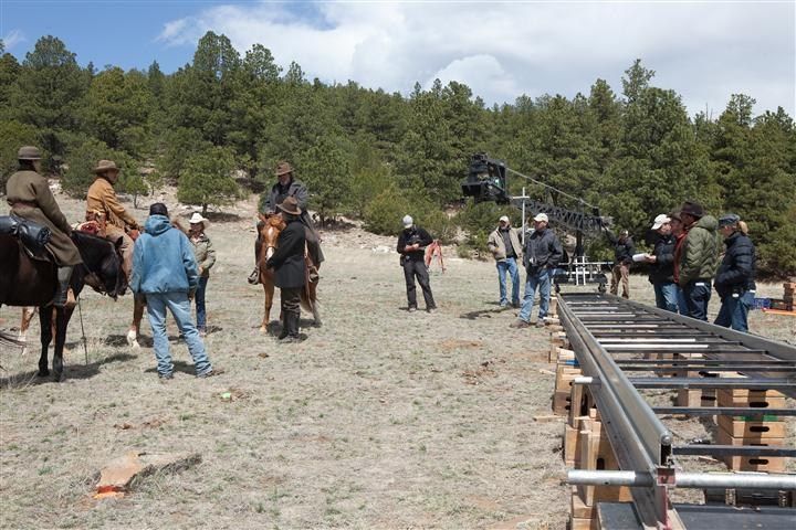 True Grit Behind the Scenes Photos & Tech Specs