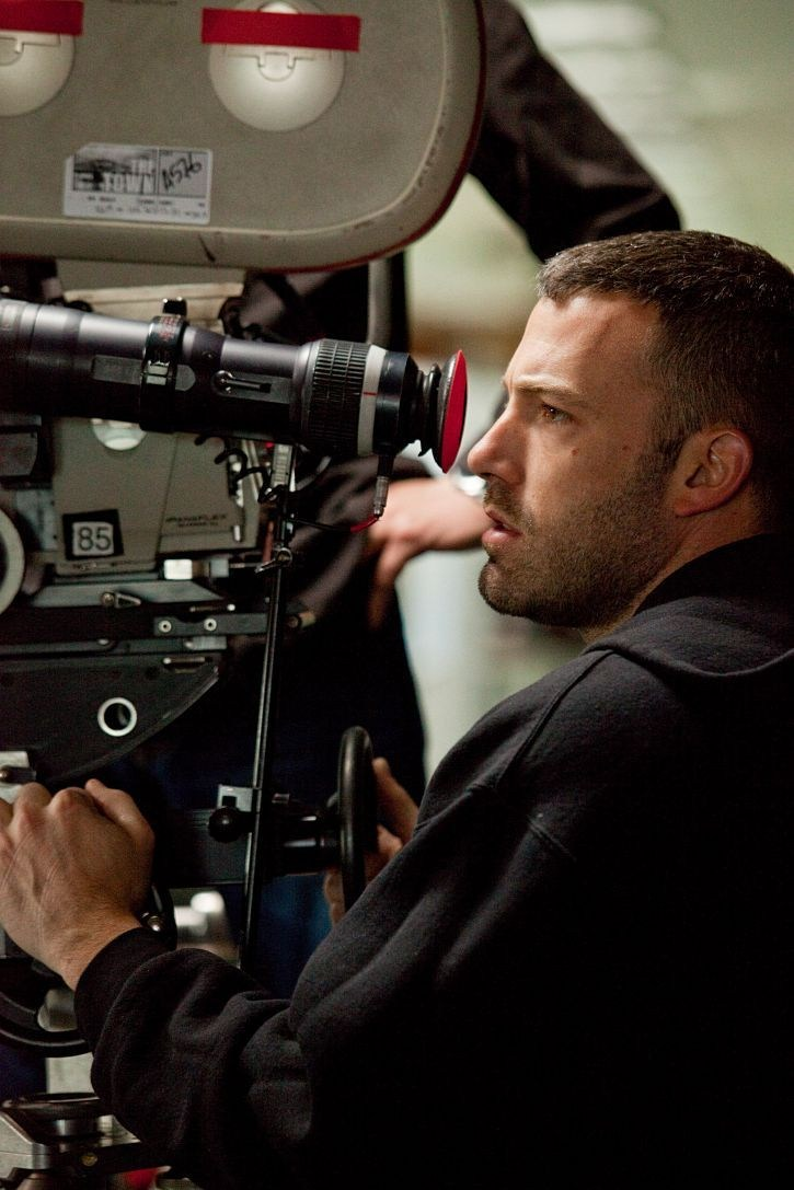 Ben Affleck Directs Behind the Scenes