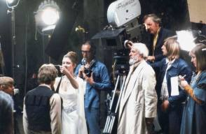 Filming Star Wars (1977) - Behind the Scenes photos