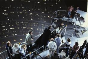 The Battle Scene : The Empire Strikes Back (1980) - Behind the Scenes photos