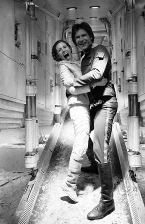 Fun on the Set : Star Wars Episode V (1980)