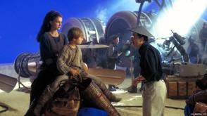 Star Wars Episode I : The Phantom Menace (1999) - Behind the Scenes photos