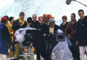 Star Wars Episode II: Attack of the Clones (2002) - Behind the Scenes photos
