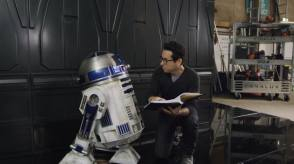 Star Wars Episode VII: The Force Awakens (2015) - Behind the Scenes photos