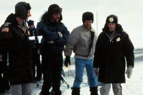 On the Set of Fargo (1996)