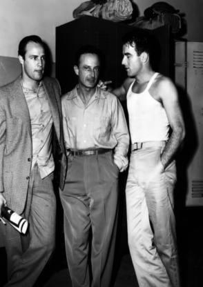 Marlon, Fred & Montgomery