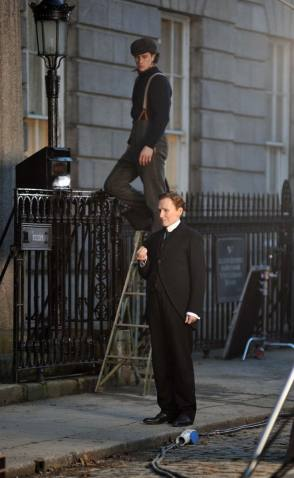 Albert Nobbs (2011) - Behind the Scenes photos