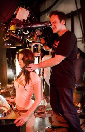 Death Proof (2007) - Behind the Scenes photos