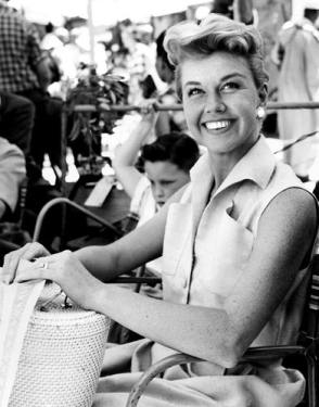 Doris Day : The Man Who Knew Too Much (1956) - Behind the Scenes photos